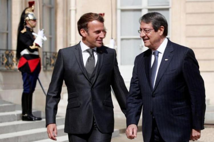 Photo of Macron calls on EU to impose sanctions on Turkey