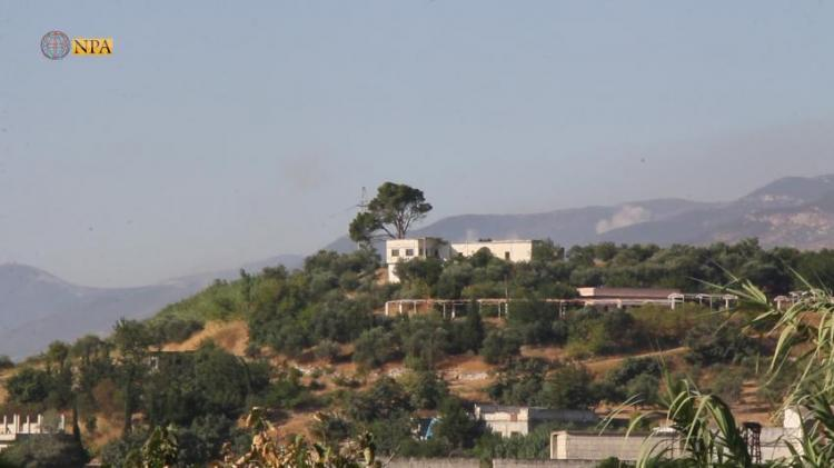 Photo of The Syrian government expanding scope of attacks to the eastern countryside of Latakia