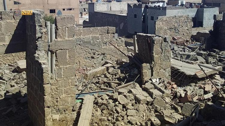 Photo of Raqqa reconstruction, difficult reality while waiting for a political solution