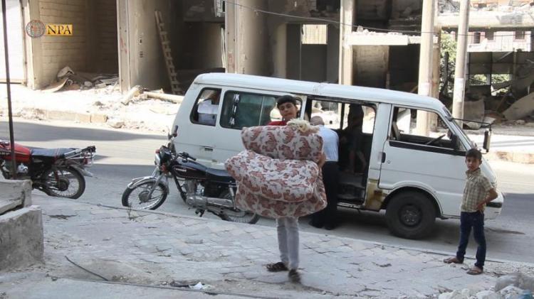 Photo of Poor return for displaced people in Jisr al-Shughur