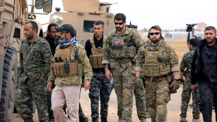 """Photo of Security expert: Today s agreement shows the extent of attention received for """"SDF"""" in the United States"""