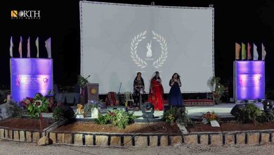 Photo of Lilon International Film Festival begins in IDP camp outside of Syria's Afrin