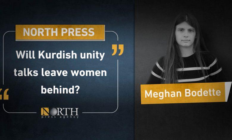Photo of Will Kurdish unity talks leave women behind?