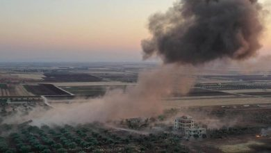 Photo of Targeting Turkish vehicles by Syrian Government Forces Southern Syria's Idlib