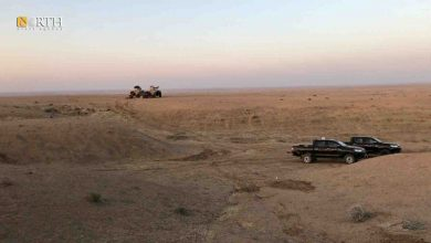 Photo of SDF and Global Coalition target ISIS cells in Syria's Deir ez-Zor