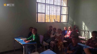 Photo of Parents refusing to send children to school due to coronavirus in Syria's Aleppo