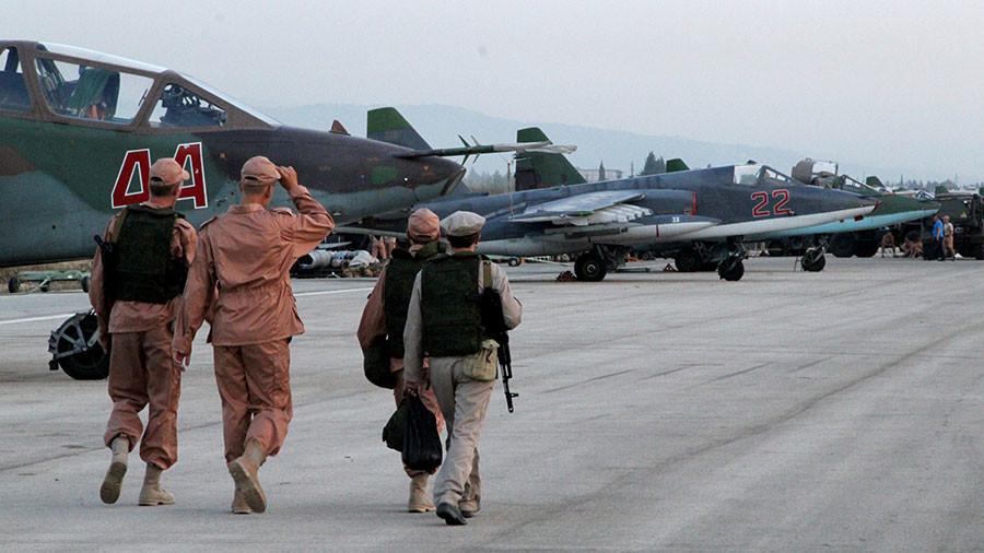 Russian Reconciliation Center for Syria in Hmeimim