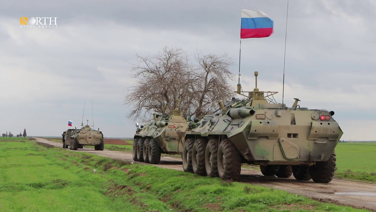 Russian armoured vehicle - archive