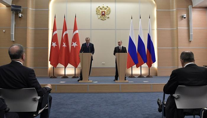 Russian-Turkish meeting for Syrian crisis