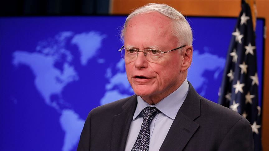 James Jeffrey, United States Special Representative for Syria Engagement (Photo: AFP)