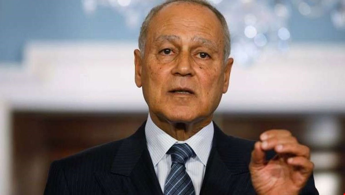 The Secretary-General of the League of Arab States, Ahmed Aboul Gheit, warning Turkey.