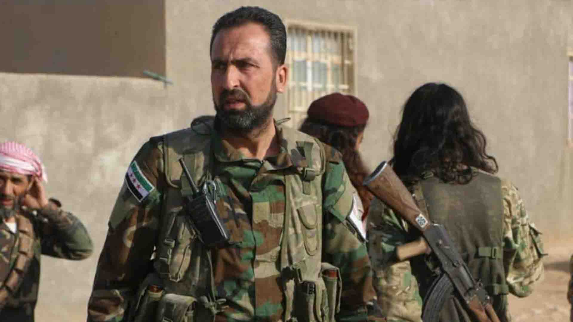 Leader in Turkish-backed Hamzat group