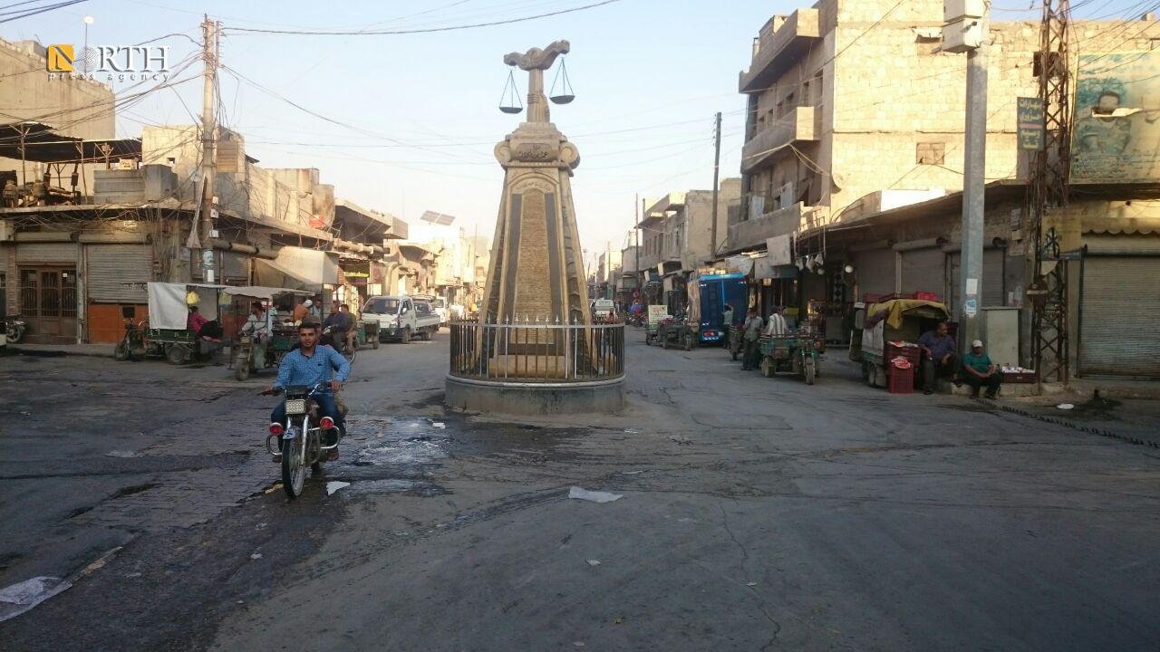 Qaban Roundabout, Bab - North Press