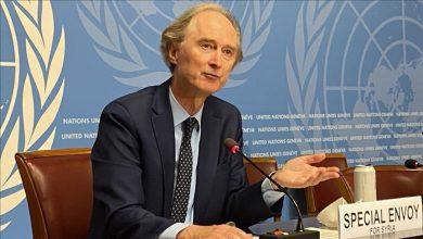 Photo of UN Envoy to Syria to visit Damascus next Sunday