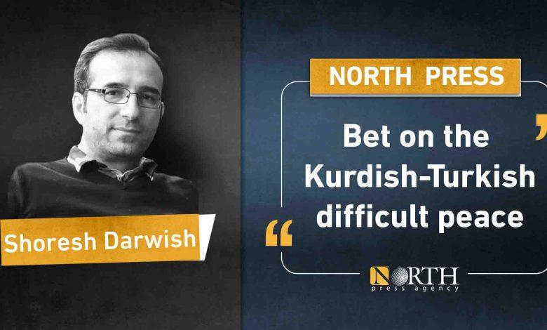 Photo of Bet on the Kurdish-Turkish difficult peace