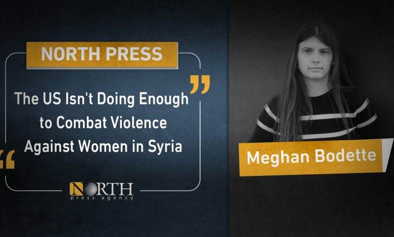 Photo of The US Isn't Doing Enough to Combat Violence Against Women in Syria