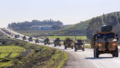 Photo of Turkey sends massive military reinforcements to its bases in Syria's Idlib