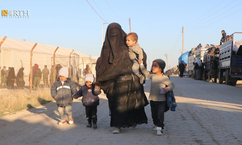 Photo of New batch of Syrian displaced leaves Hawl Camp to Syria's Deir ez-Zor