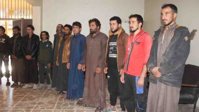 Photo of Syrian Democratic Forces (SDF) release 22 detainees of Syria's Deir ez-Zor