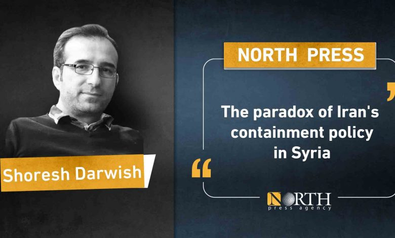 Photo of The paradox of Iran's containment policy in Syria