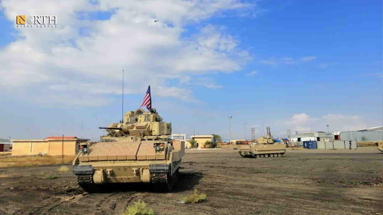 American patrol in Derik – North Press Archive