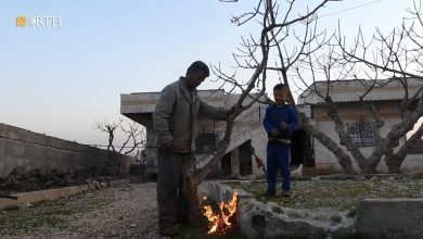 Photo of Syrian government deprives Afrin's IDPs of heating oil