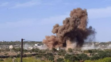 Photo of Syrian government shells Turkish-backed groups in Idlib