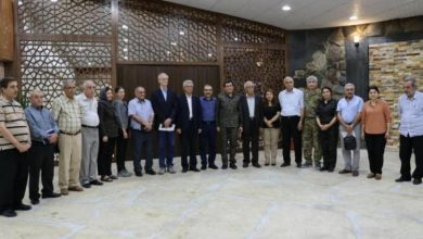 Photo of Intra-Kurdish dialogue to resume in February, official said, ENKS shows readiness