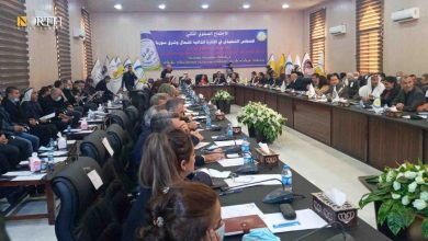 Photo of Syria's AANES suspends its annual conference sessions to Tuesday