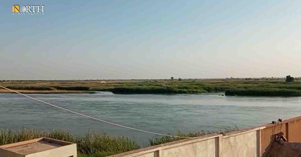 A river crossing in Jadeidat Ekedat, east Deir ez-Zor – North Press