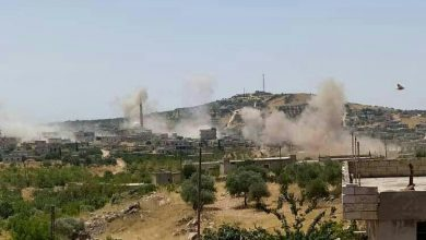 Photo of Mutual shelling between the government, Turkish forces in Syria's Idlib