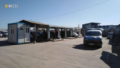 Photo of Drivers in Syria's Qamishli continue to strike against transport tariff