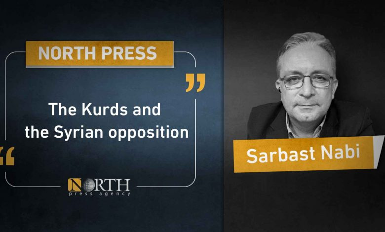 Photo of The Kurds and the Syrian opposition