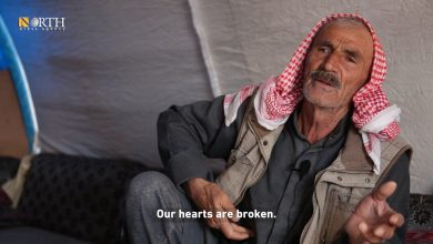 Photo of Sere Kaniye IDPs express their pain on the eve of Newroz