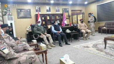 Photo of Shengal Autonomous Administration meets with Iraqi security delegation