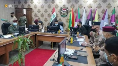 Photo of Iraqi security delegation to monitor security situation in Shengal
