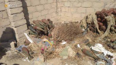 Photo of Engineering teams remove remnants of war in Syria's Baghouz