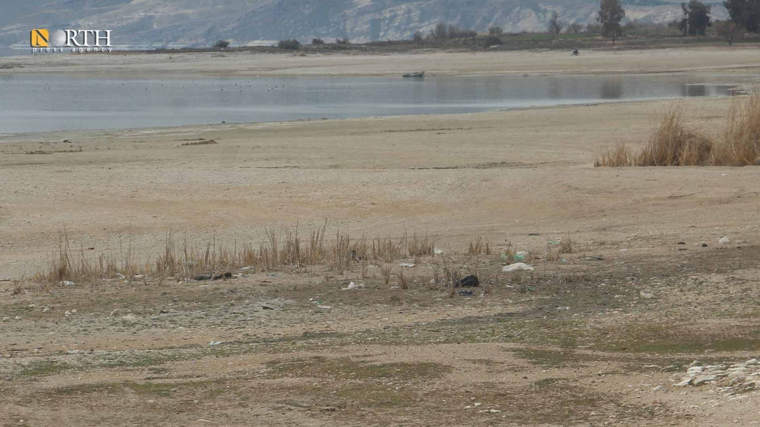 Low water level increases residents' suffering in Manbij countryside – North Press