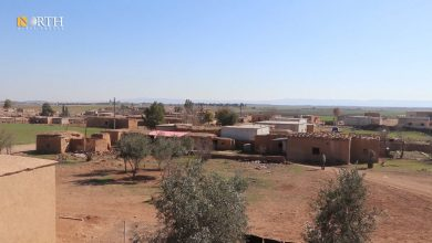 Photo of Turkish aggression leaves villages of Syria's Hasakah empty