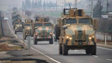 Photo of Turkish reinforcements in Syria's Idlib defensive, not monitored: military source