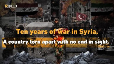 Photo of Ten years of war in Syria.. a country torn apart with no end in sight