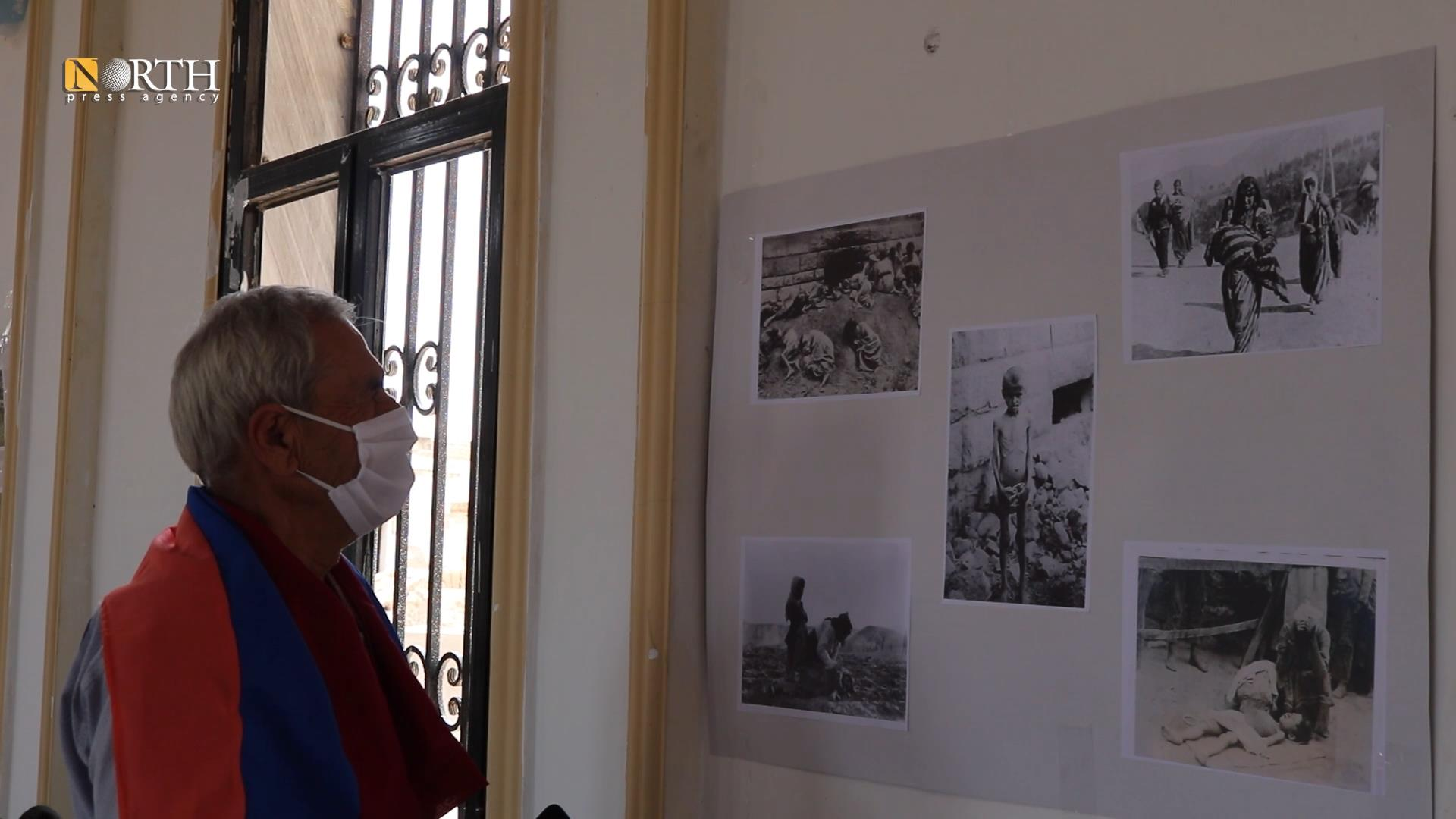 Armenians commemorate the genocide in Tel Goran village - North Press
