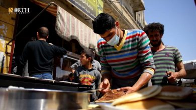 Photo of Take a walk through the market of #Syria's #Raqqa to see the treats locals eat during #Ramadan and how they are made.