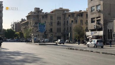 Photo of Syria's government-held areas record 154 new coronavirus cases