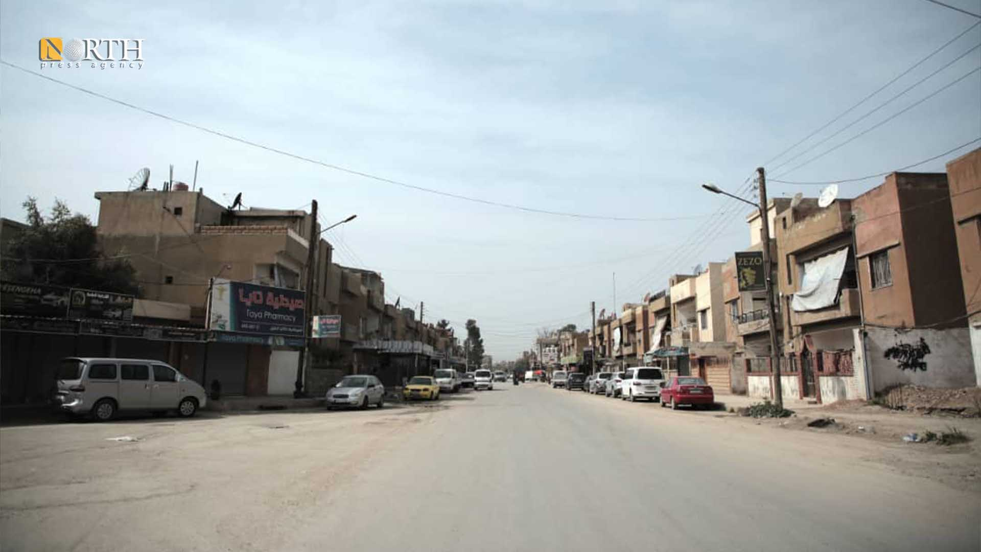 Al-Neser (Eagle) Roundabout in the city of Hasakah – North Press.