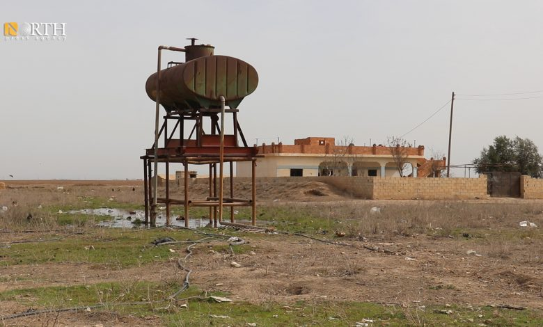 Photo of Villages near Syria's Derik decades without fresh water