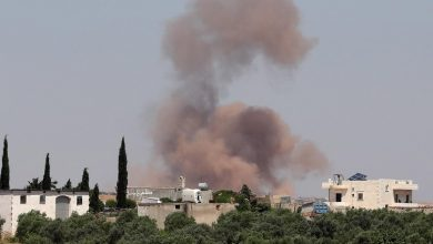 Photo of Opposition Groups target government positions in Syria's Hama, Latakia