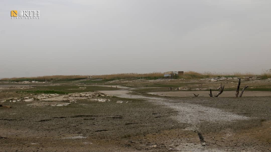 Decreasing water level in Euphrates River as a result of the Turkish seizure of its water – North Press.