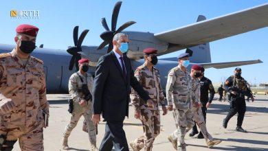 Photo of Iraqi security delegation visits Sinjar under Erbil-Baghdad agreement