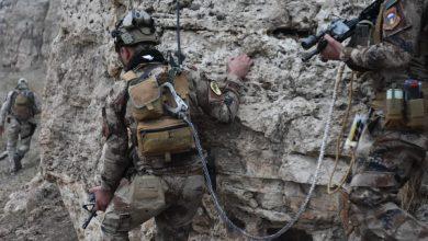 Photo of Dozens of ISIS members killed in Iraqi Hamrin Hills